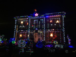 Mount Annan Christmas Light Displays