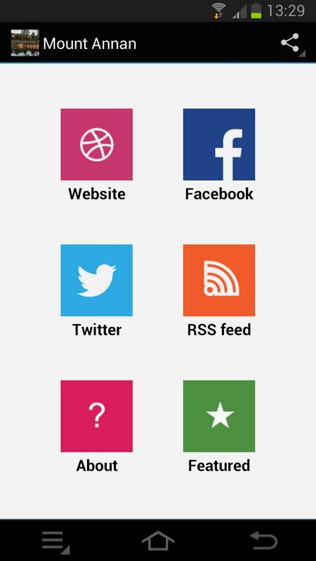 mount-annan-android-app-screenshot