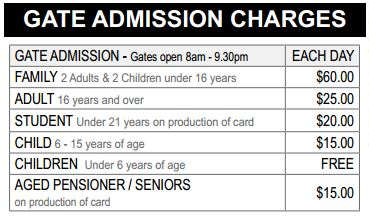 camden-show-admission-charges