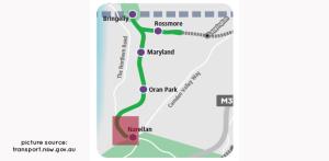 south west rail corridor