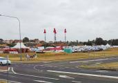Circus time at Mount Annan