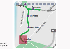 South West Rail Link Extension News