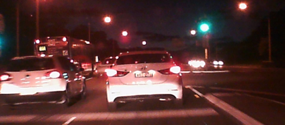 Narellan Road traffic congestion